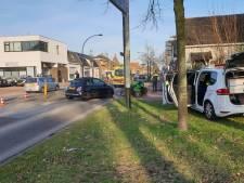 Quadrijder in ziekenhuis na botsing in Hengelo