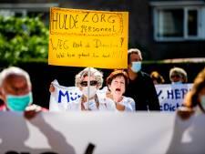 Familieleden roepen Humanitas op om deuren weer te openen: 'In gevangenis meer privileges dan hier'