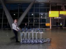 Langer late landingen op Eindhoven Airport
