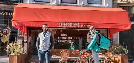 Maaltijdbezorging groeit als kool: 'Voor restaurants is het een pleister op de wonde'