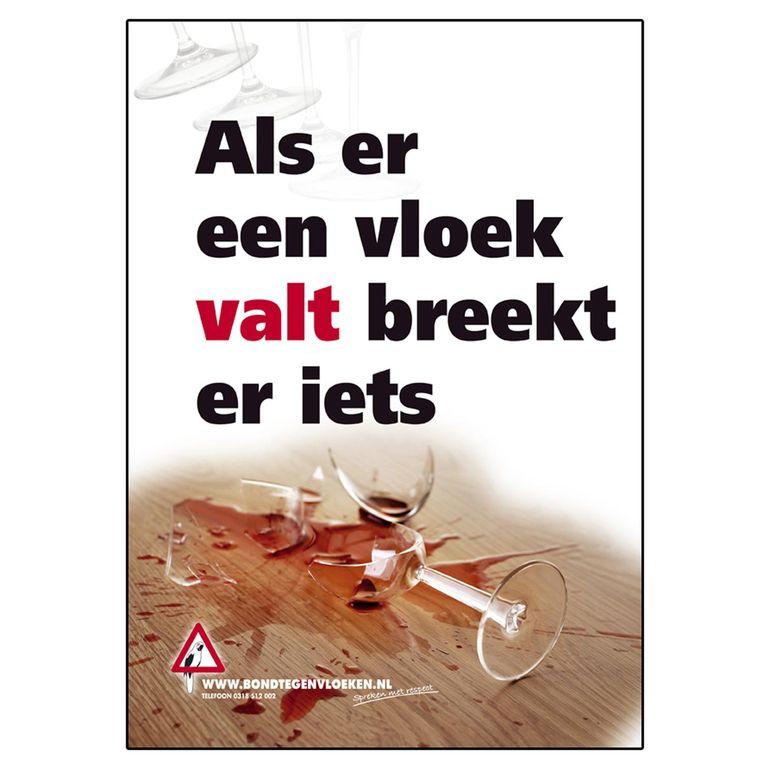 Poster uit 2008. Beeld null