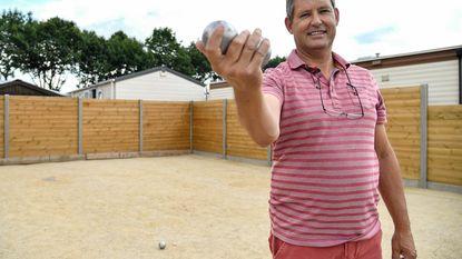Donkmeer breidt aantal petanquebanen uit tot 19