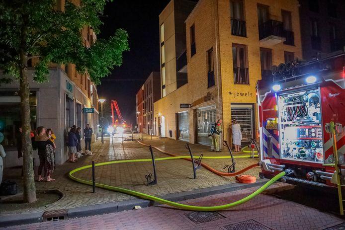 De aanrijtijd van de brandweer in het noordelijke deel van Amersfoort is in het gedrang.