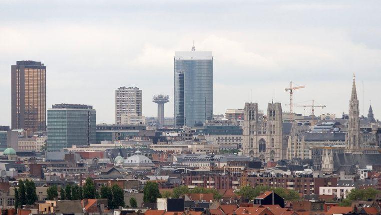 Brussel, nu al de grootste studentenstad, wil studenten bereiken via nieuwe, hippe kanalen, zoals blogs en sociale media. Beeld BELGA