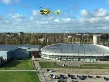 Coronapatiënt van Albert Schweitzer ziekenhuis met helikopter overgebracht naar Sneek