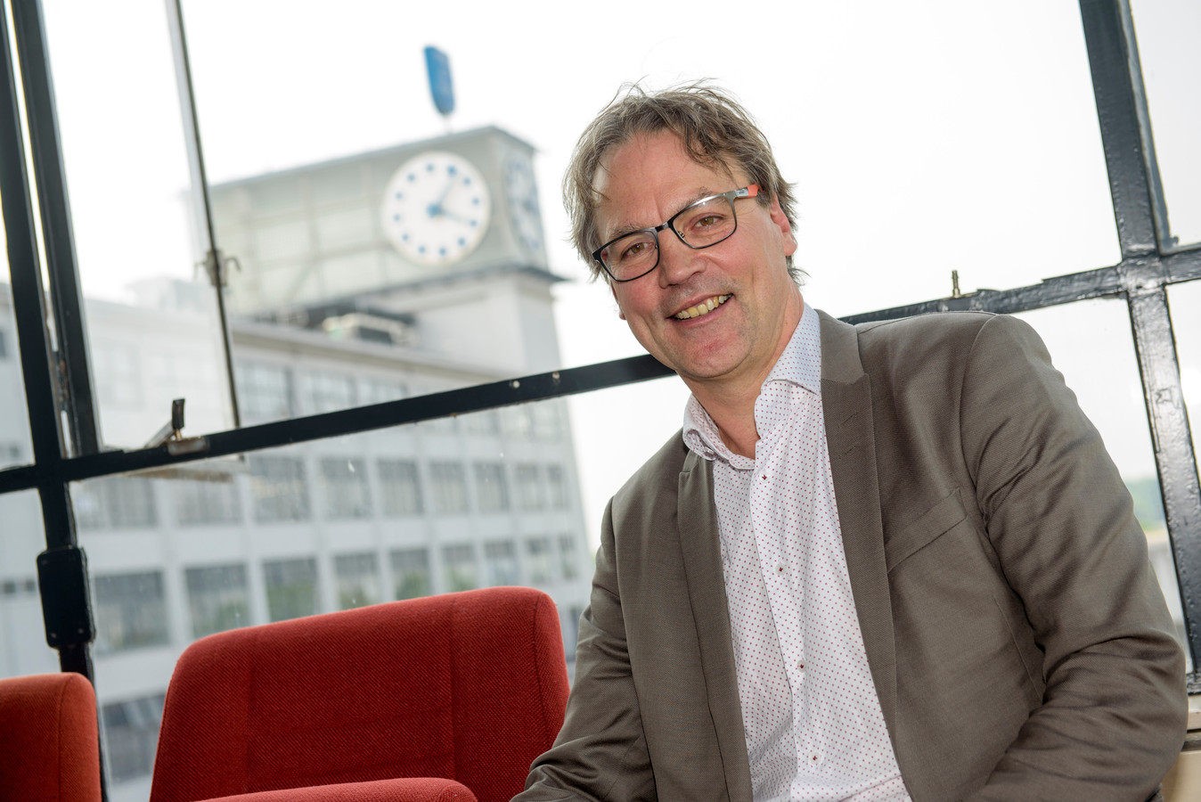 Staf Depla neemt afscheid als wethouder van Eindhoven.