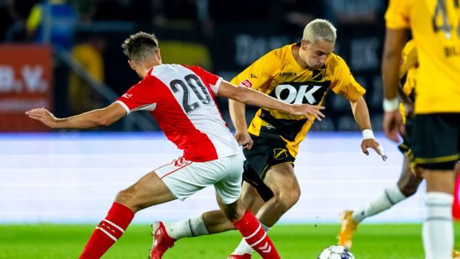 NAC zakt verder weg na nieuwe nederlaag tegen FC Emmen