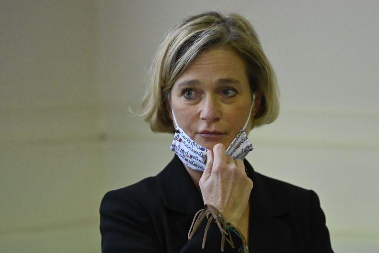 Delphine Boël.  Beeld BELGA