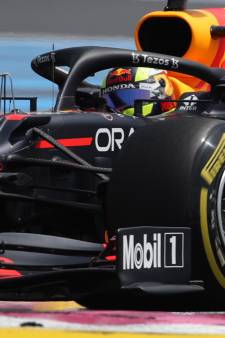Verstappen verwacht dat het close wordt: 'Maar hebben goede snelheid in de motor'