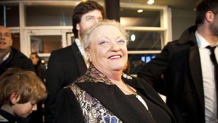 Viviane De Muynck in 2013 Beeld belga
