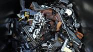 93 wapens afgestaan tijdens amnestieperiode