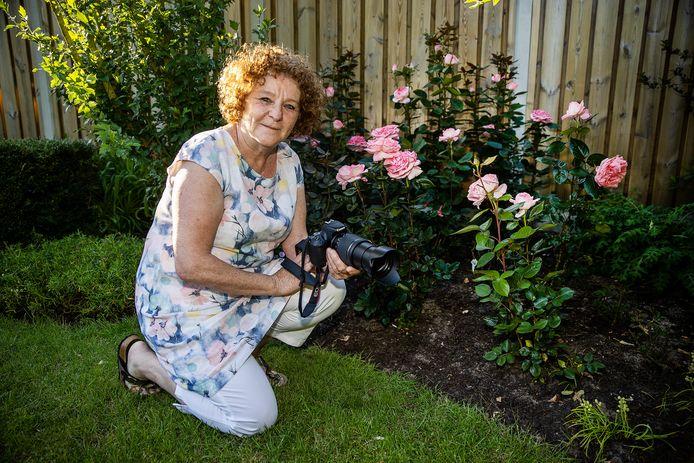 Annie Maessen stuurt heel graag foto's in voor de fotorubriek in het ED.