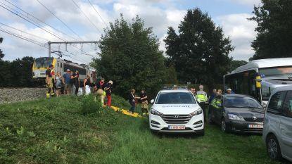 Vrouw aangereden op spoor: geen treinen tussen Brugge en Oostende
