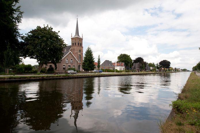 Er is sprake van onveilige situaties langs Kanaal Almelo - De Haandrik.