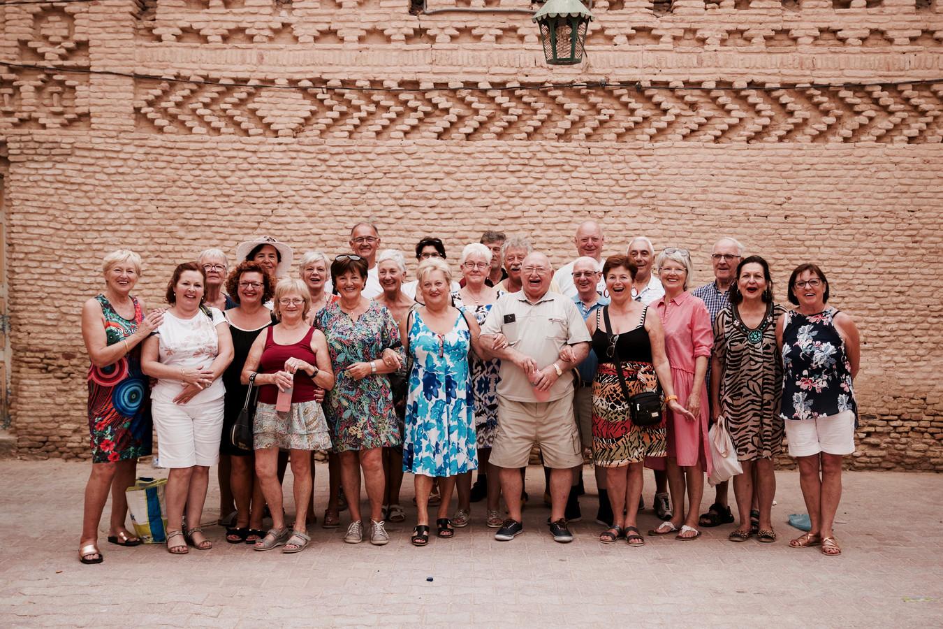 Alle vrijgezelle dames en heren die op zoek gingen naar liefde in Hotel Römantiek.