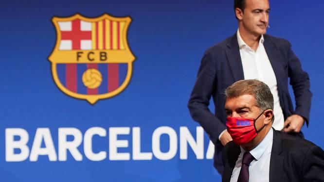 """Le Barça était """"en faillite comptable"""" en mars"""