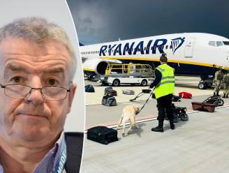 """Ryanairbaas en Ierse regering: """"Er zaten KGB-agenten aan boord van afgeleide vlucht"""""""