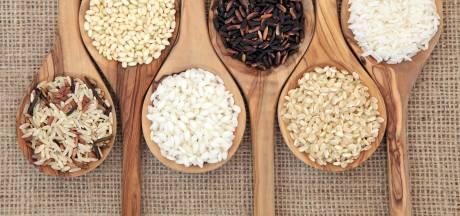 Kiezen uit 86.000 soorten rijst uit 113 landen