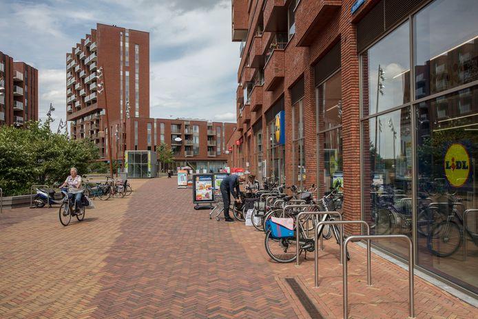 Winkelcentrum Meerhoven vierde in juni van dit jaar het 5-jarig bestaan.