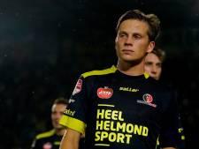 Helmond Sport al voor rust van de mat geveegd door NAC