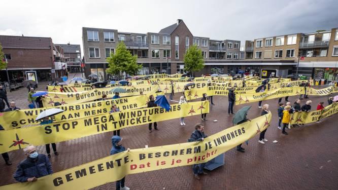 Bornse omwonenden van beoogde hoge windmolens in Hof van Twente hekelen participatie