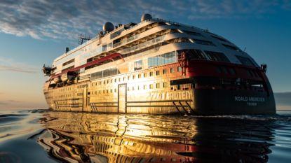 Eerste hybride cruiseschip van wal: ticket kost minstens 13.000 euro