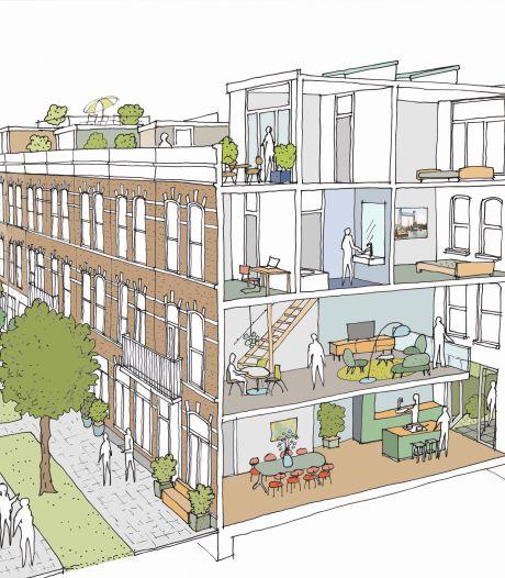 Klussers gezocht voor bijzonder woonproject in Rotterdam-Feijenoord