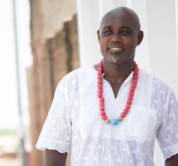 ,,Het festival trekt ook mensen die niets weten van Afrika. Daar ben ik trots op.''