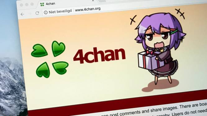 4chan: het internetforum waar extremisten uit ons land gelijkgezinden uit de hele wereld treffen