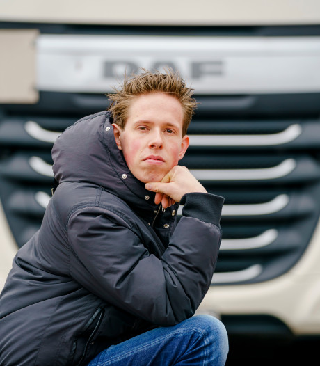 Bodegraafse trucker Alex zoekt vlam