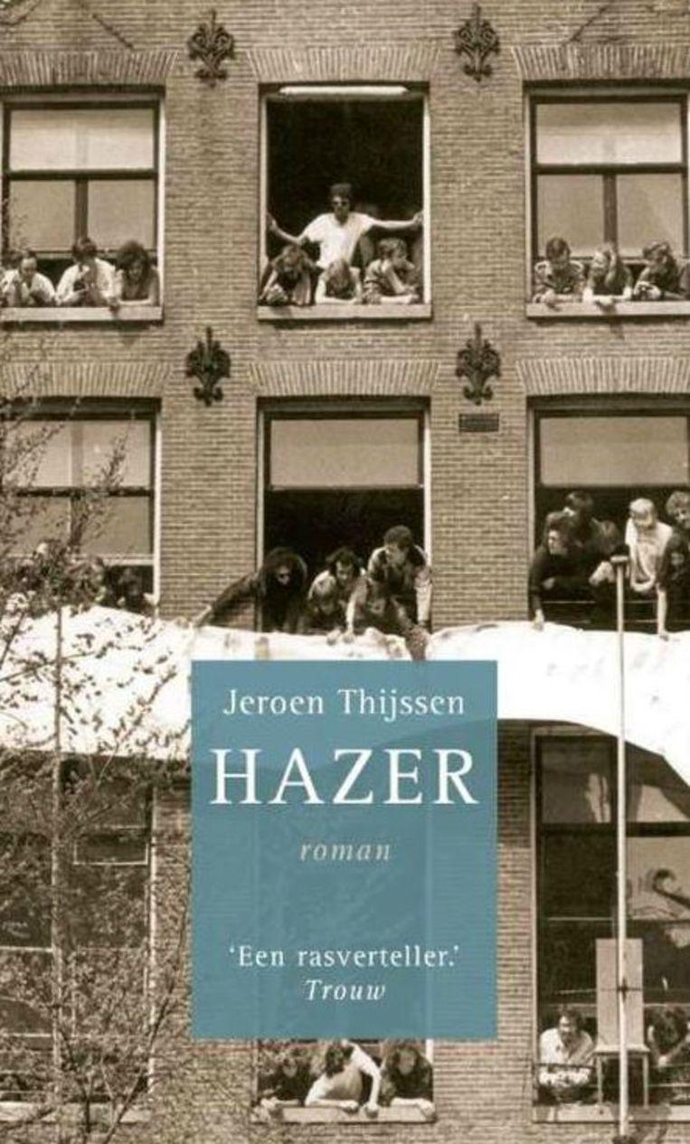 Jeroen Thijssen -Hazer Beeld Trouw