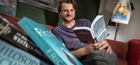 Enschedeër Bouke zoekt de rust van de lockdown: 'Wees vooral niet bang om alleen te zijn in stilte'