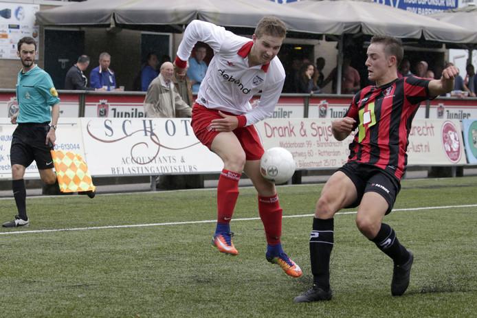 Junior van Beers komt net als Bram Nijhoff en Lars Corten van OJC Rosmalen over naar WNC.