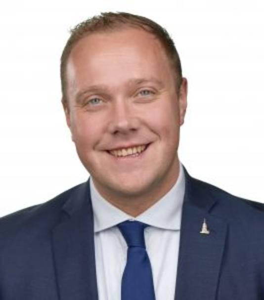 Thierry Aartsen, fractievoorzitter VVD Breda