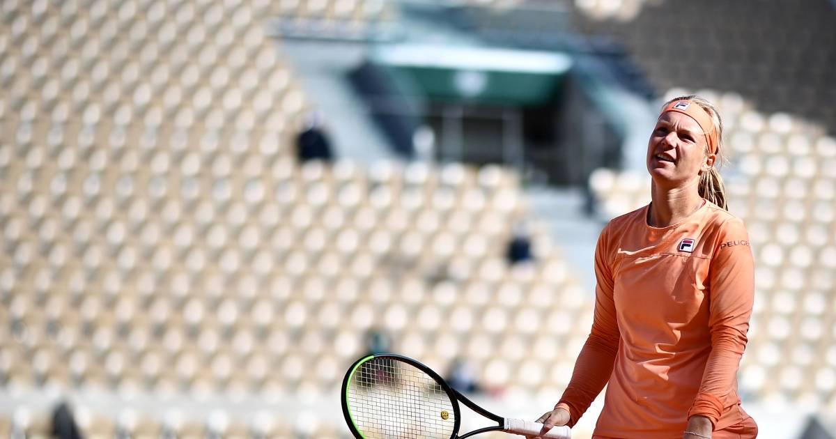 Bertens valt uit top 10 na zege Serena Williams op Australian Open - AD.nl