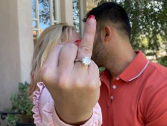 Dan toch: Britney Spears maakt verloving met haar vriend Sam bekend