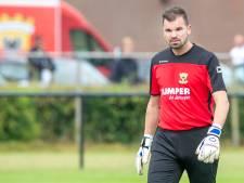 Doelman Velthuizen pakt zijn biezen en vertrekt bij GA Eagles