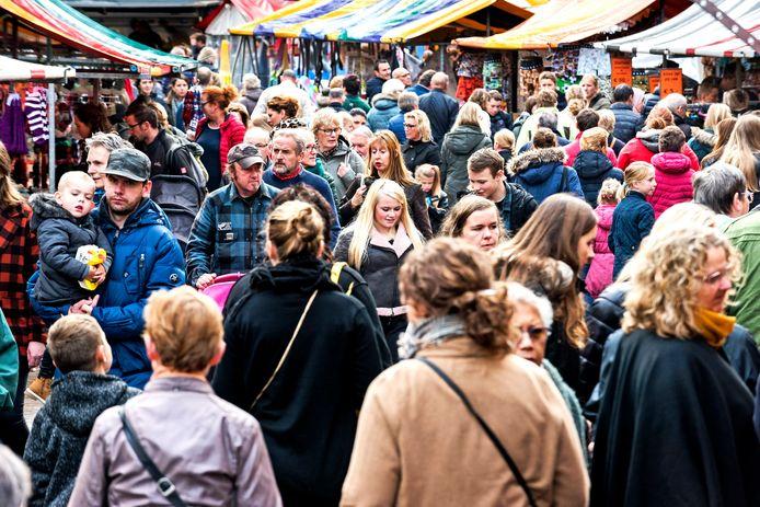 Net als in 2019 wordt er dit jaar tijdens de Koeiemart weer een Woerdeneese markt gehouden waar inwoners zelfgemaakte spullen kunnen verkopen.