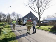 Grote lekkage na verwijderen paal: 20 boerderijen zitten voorlopig zonder gas in Sambeek