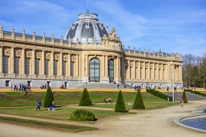 Het Koninklijk Museum voor Midden-Afrika in Tervuren bij Brussel.