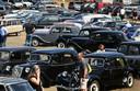 Liefhebbers van Citroën vierden zaterdag het honderdjarig bestaan van het automerk.