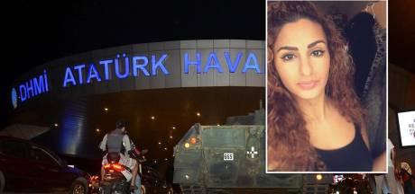 Tara beleefde horrornacht op Turks vliegveld: rennen voor ons leven