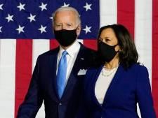 """Joe Biden présente sa colistière Kamala Harris et tacle les """"pleurnicheries"""" de Trump"""