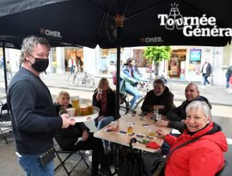 "Tournée Générale: De Leivese Ton opent enkel op zaterdag: ""Amper vier tafels is niet rendabel"""