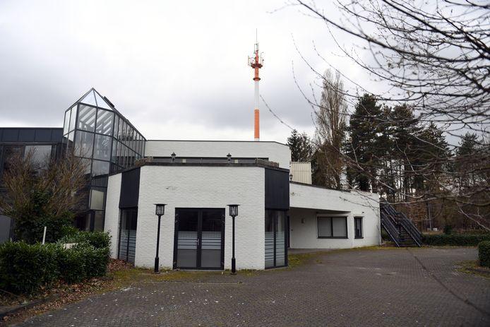 De site SemCom aan de Vlieghavenlaan in Keerbergen.