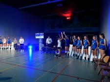Volleybalsters Voltena onbevangen de eredivisie in: 'We hebben op dat niveau echt wel iets te zoeken'