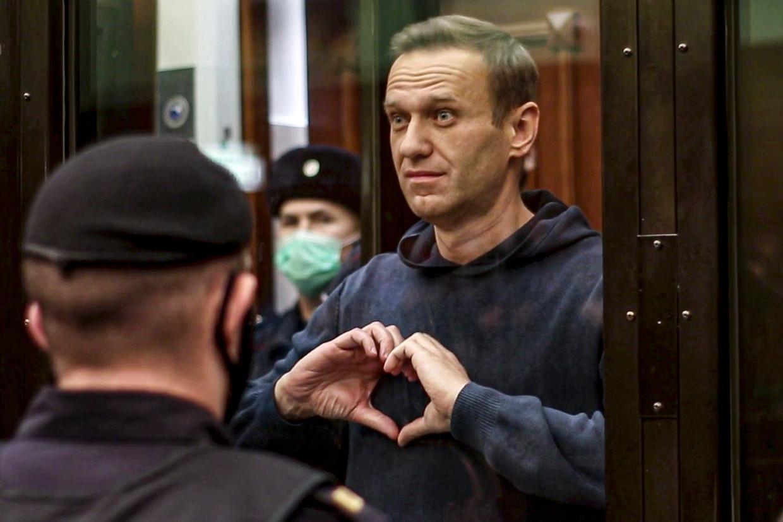 Alexei Navalny  Beeld AP