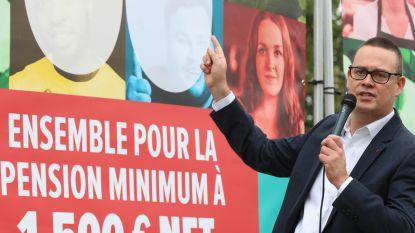 """""""4 op de 5 Belgen steunt PVDA-eis voor minimumpensioen van 1500 euro"""""""