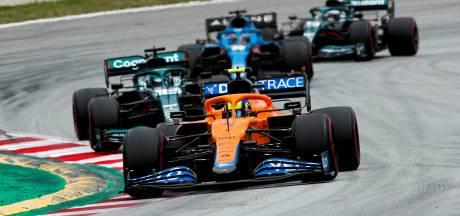 Lando Norris prolonge chez McLaren