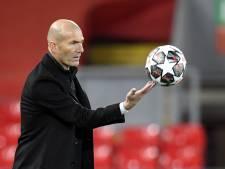 Zidane pareert kritiek: 'Ik ben dus toch niet zo'n rampzalige trainer'